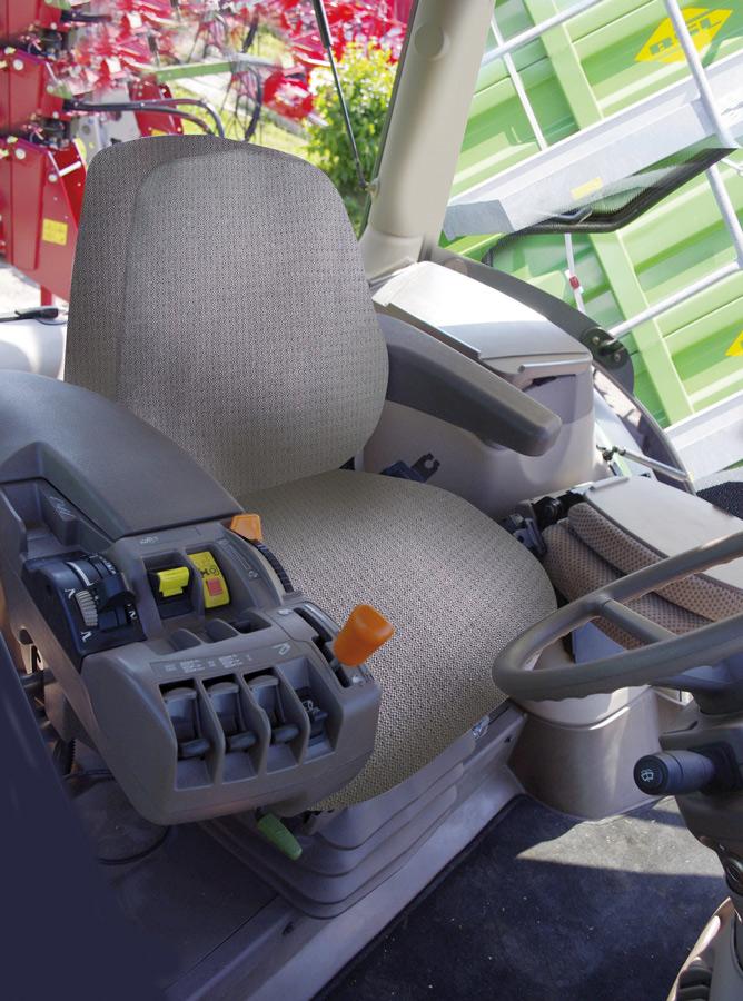 Sitzbezug Landmaschinen FS1 FS4