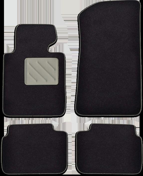 HIGHLIGHT (650 g/m²) silber/schwarz