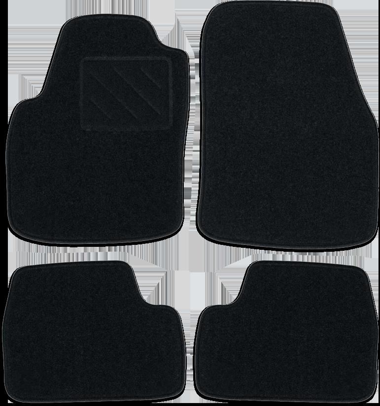 XXL (400 g/m²) schwarz