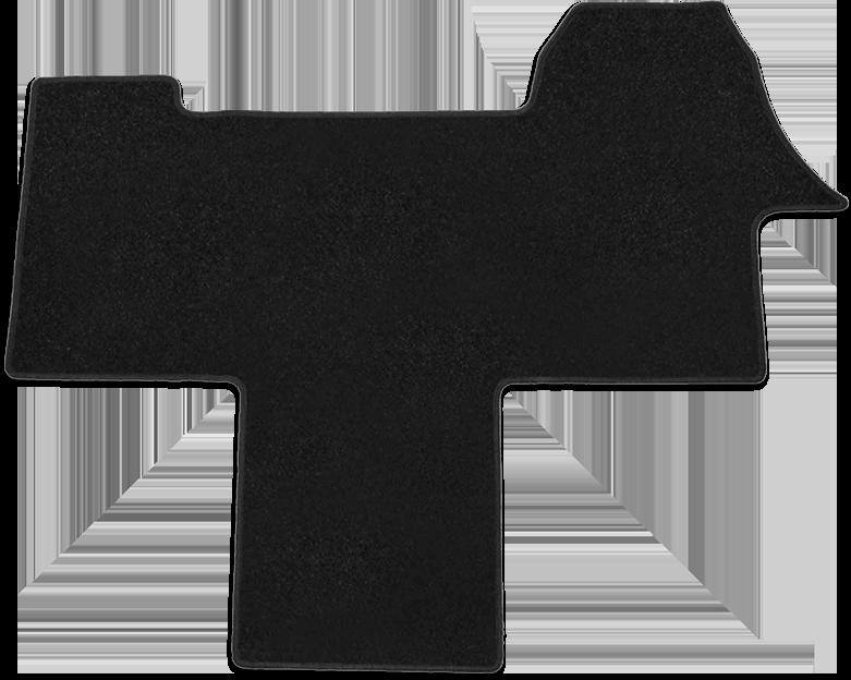 WOHNMOBIL-TEPPICH CENTAUER schwarz