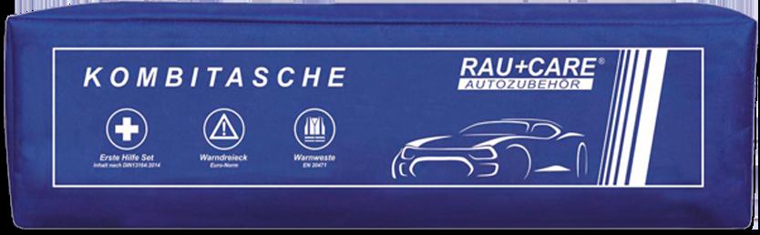 KOMBITASCHE TRIO blau Standard