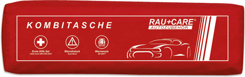 KOMBITASCHE TRIO rot Standard