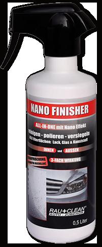 Reinigungsmittel Nanofinisher