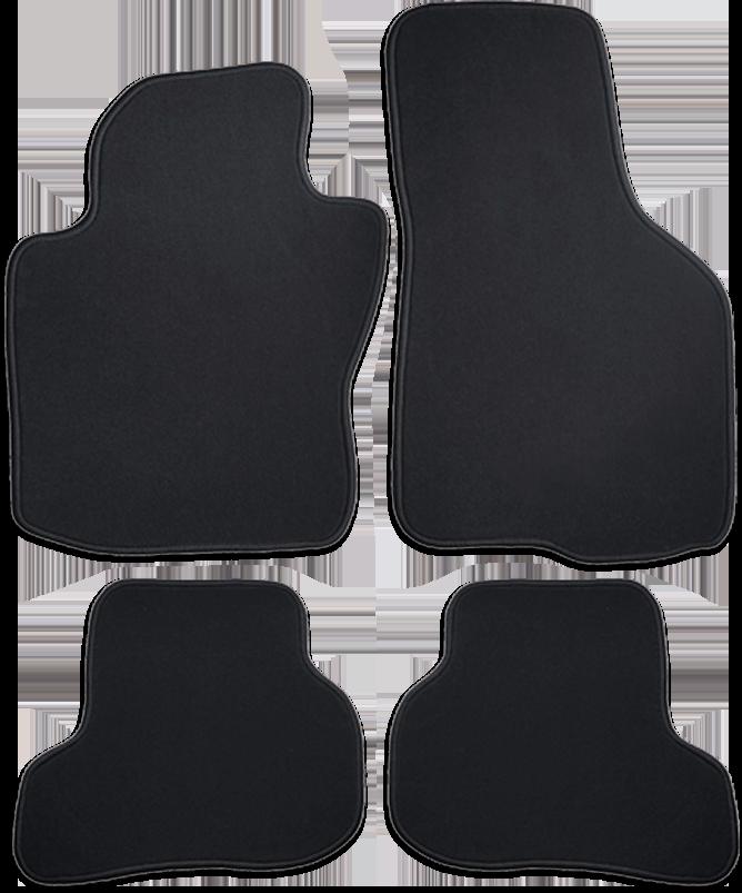 VELVET (850 g/m²) schwarz