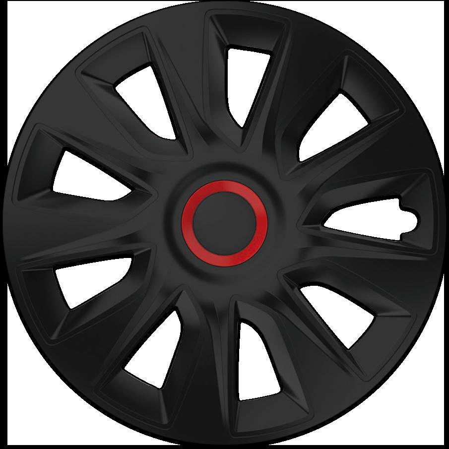 STRATOS schwarz-rot